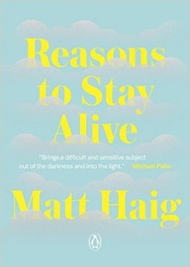 American edition of Reasons to Stay Alive