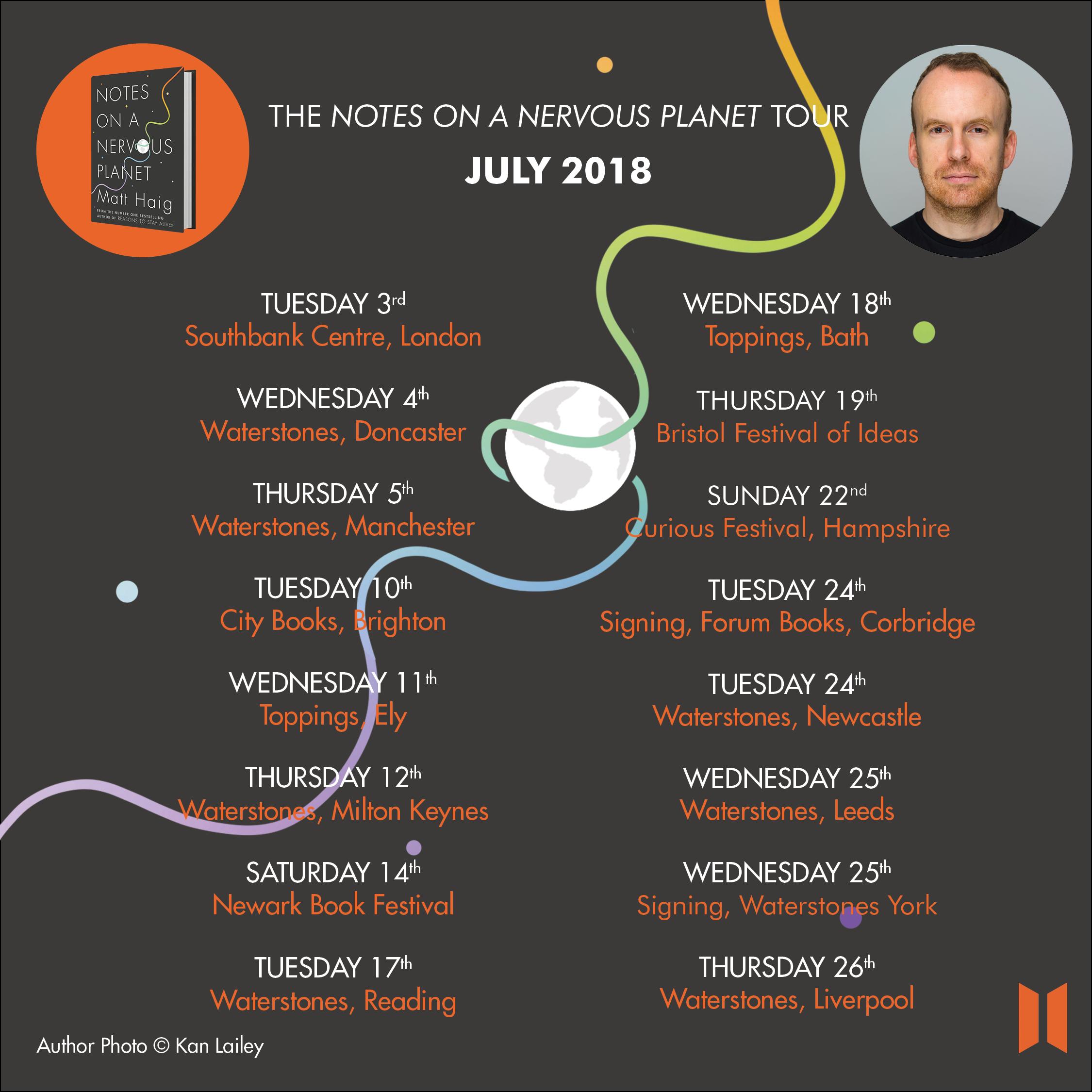 Tour Card Notes INSTA
